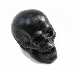 Black Skull Decorative Gift Halloween Soap by SoapRhapsody on Etsy