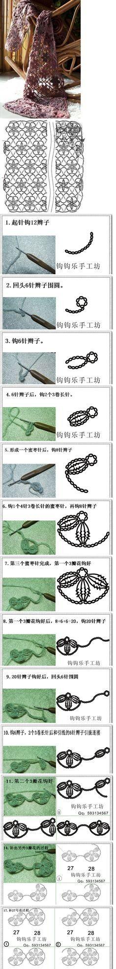 钩织 手工 钩织 编织 DIY