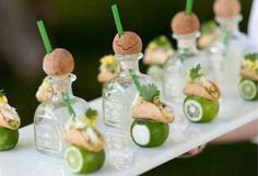 18 Wedding Ideas for Hilarious Couples - Tequila Shots