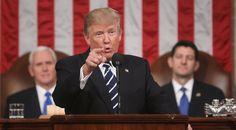 Expresso | Trump baralha e volta a dar em primeiro discurso ao Congresso focado na imigração