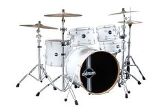 ddrum REFLEX WHT WHT 22 5 PC Drum Set White * For more information, visit image link.Note:It is affiliate link to Amazon. #follow