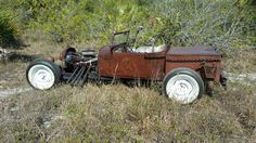 """Johnny's Junkyard Jalopy""   1920 Ford Model T    Custom work by Chris Hale and Colonial Metalworks.  #ratrod #hotrod"