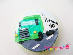 tarta trailer - cake trailer