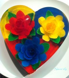 Jelly decor love by sweerly
