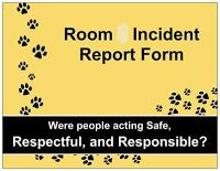 Incident Reports -- AKA Dealing with Tattling