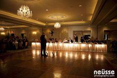 under table lighting