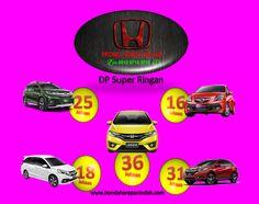 Promo Honda Bekasi DP Super Ringan