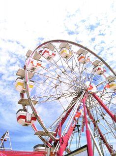 Design Daredevil Carnival  Ferris wheel