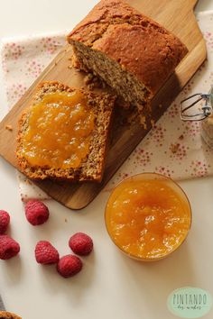 #Homemade orange jam for a #healthyBrunch by Pintando las nubes