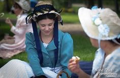 Lady Jane Productions:  The Pride & Prejudice Summer Promenade and Picnic – 2016  Nanc Price Photography