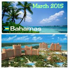 Get a jump on Spring and cruise to Nassau, Bahamas on board Carnival's Ecstasy. It's a 3 day cruise leaving Miami on March 6, 2015 returning on March 9, 2015 Oceanview Cabin Price $319 per person $50 Deposit Monthly payments Pay in Full option  Reserve your cabin now! Call Champion Travel Escapes (678) 949-1416 travelchampionstyle@gmail.com  #Cruise #Bahamas #Affordable #CarnivalCruiseLines #WinterBreak #ChampionTravelEscapes #Getaway #Travel #Escape #Funship #VIFP #FirsttTimeCruisers…