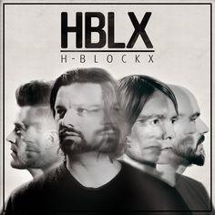 album cover art: h-blockx - hblx [2012]
