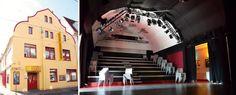 Traditionshaus: Das Schnürschuh Theater im Buntentorsteinweg - links der Weser (Fotos: Schnürschuh Theater)