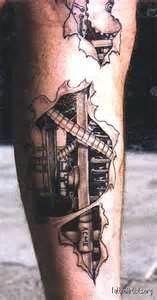 Robotics Skin Tear Tattoo Artists Org  Free Download 37037