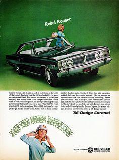1966 Dodge Coronet 500 2-Door Hardtop