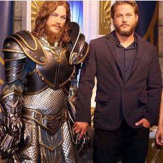 Warcraft, Regina Konig O Konig Newgrange Jennings Brusca Kattagat Nato.