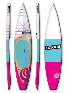 ROGUE SUP – Tour Stand Up Paddle Board