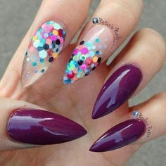 Top 30 Trending Nail Art Designs and Ideas Nails are an important part of our … - Diy Nail Designs Get Nails, Fancy Nails, Love Nails, Acrylic Nail Designs, Nail Art Designs, Acrylic Nails, Clear Nail Designs, Gorgeous Nails, Pretty Nails