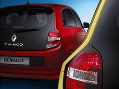 Novo Renault Twingo 2015 tem motor e tração traseiros | CAR.BLOG.BR - Carros