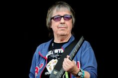 Bill Wyman, original bass player for The Rolling Stones turns 77 today He was born 10-24 in 1936. Bill is a restaurant entrepreneur and band leader today. He quit the Stones after the '89-90 Steel Wheels tour, but it was not announced until 1994. He had been with the group since the early 60's.