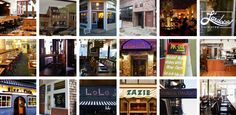 San Francisco's 20 Most Underrated Restaurants - ones that I haven't been to and am interested in: Radius, Poquito, Darwin Café, Eiji, Local's Corner, Nojo, La Ciccia, Sons & Daughters, Izakaya Yuzuki, Acquerello, Poc-Chuc