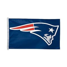 New England Patriots Wincraft 3'x5' Flag ($20) ❤ liked on Polyvore featuring home, home decor, wall art, new england patriots, target wall art, interior wall decor, home wall decor and flag wall art