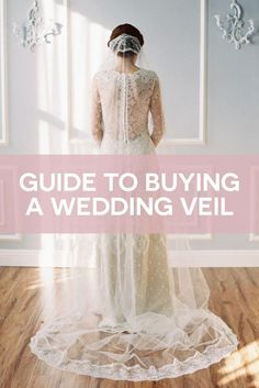 Don't know the difference between birdcage, mantilla and Juliet? We've put together a guide to bridal veils to help you choose! Dream Wedding, Gown Wedding, Wedding Dreams, Wedding Tips, Types Of Veils, Juliet Cap Veil, Veil Length, Cathedral Wedding Veils, Fingertip Veil