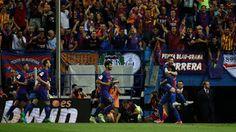 Més Que un Club: Tundukkan Alaves, Barca Juara Copa del Rey