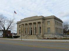 Big Rapids Post Office, Big Rapids, Michigan - Civil Defense ...