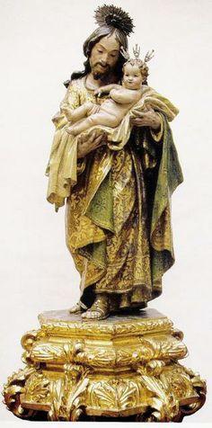 Sagrado Custodio del Niño y Defensor de la honra de la Inmaculada.
