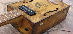 Bildergebnis für cigar box gitarre