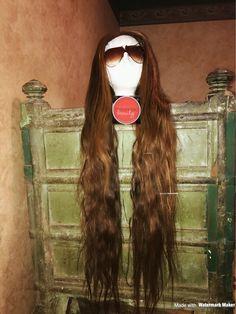 """FAYE""-Custom 34 Inch Lace Wig-4x4 Closure Raw Filipino Straight Wig-Natural Hairline"