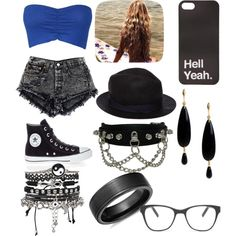 A fashion look from July 2014 featuring Converse shoes, NUR earrings e ASOS bracelets. Browse and shop related looks.