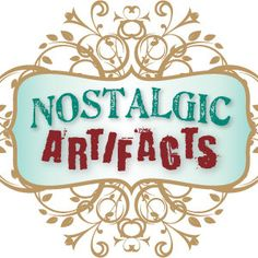 NostalgicArtifacts - Welcome to Nostalgic Artifacts. Relax and browse through our unique collection of vintage bits and pieces. #vestiesteam