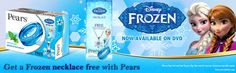 Pears Frozen Ad Campaign (Aug 2016)