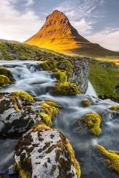 Kirkjufell - The Church Mountain, Iceland