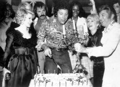 Liberace and Famous Friends with Tom Jones for Las Vegas Birthday at Caesar's Palace