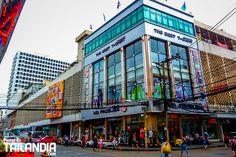 Hoy valoramos los 5 mejores centros comerciales de Bangkok. Su ubicación y mejores lugares para comprar recuerdos en la capital de Tailandia. ¿Vienes a ver-los? #bangkok #tailandia #compras #centrocomercial #vacaciones #viajar http://www.portaldetailandia.com/5-centros-comerciales-bangkok/