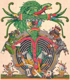 Viking Symbols, Egyptian Symbols, Viking Runes, Mayan Symbols, Ancient Symbols, Aztecas Art, Winged Serpent, American Indian Tattoos, Spiritual Paintings