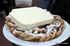Things I Learned at the Funnel Cake Stand #Disney