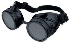 Lunettes Cyber Goggles Lunettes  – Commandez maintenant chez EMP – Plus de choix de –  Plus de Gothic Steampunk Indus  sur notre boutique en ligne au meilleur prix !