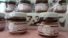 Brigadeiro de potinho | Mila Mimos & Criações | Elo7