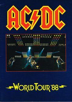 AC/DC Tour Program https://www.facebook.com/FromTheWaybackMachine