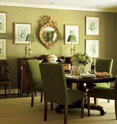 Зеленый цвет в интерьере. 50 различных вариантов. - Сундук идей для вашего дома - интерьеры, дома, дизайнерские вещи для дома