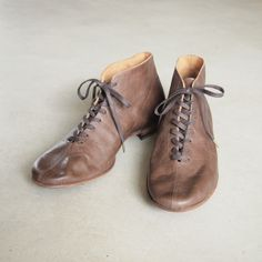 Old school football shoes