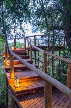 Romantic outdoor dining taken to the next level at AM Lodge, Limpopo