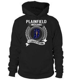 Plainfield, Indiana Its Where My Story Begins T-Shirt #Plainfield