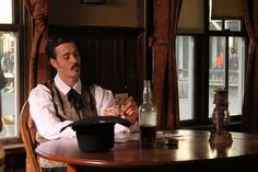 Doc Holliday in Hannah