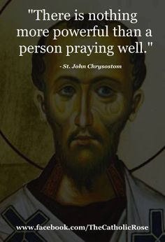 St. Chrysostom