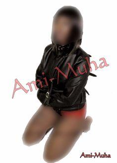COWHIDE Leather Restraint Jacket Armbinder  #Amimuha #StraightJacket